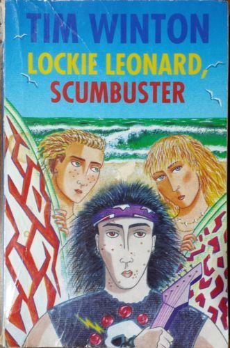 Lockie-Leonard-Scumbuster-Tim-Winton-FREE-POST-good-used-cond-Paperback-2003