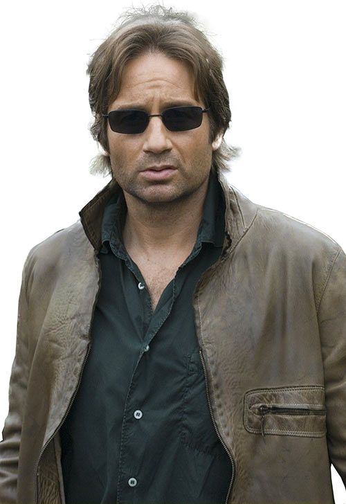 Hank Moody (David Duchovny in Californication) looking stoned, with sunglasses. From http://www.writeups.org/californication-david-duchovny-hank-moody/