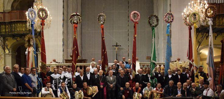 26 ottobre 2014 - Incontro regionale dei Gremi della Sardegna, nell'anno in cui si è celebrato il 150° anniversario dell'approvazione della legge n. 1797 del 1864 con la quale furono abolite le Corporazioni di Mestiere. #gremi #gremidellasardegna #Alghero, #Iglesias #Oristano #Sassari.