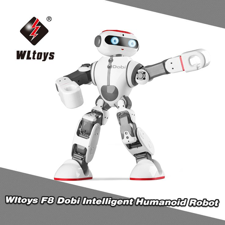 Wltoys F8 Dobi Intelligent RC Robot Humanoid Smart Robot Voice APP Control Toy with Dance Yoga Storytelling for Children Gifts //Price: $504.21 & FREE Shipping //     #VAPE
