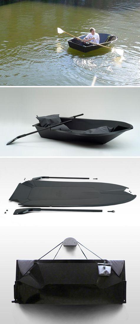 fold boat - Wow!