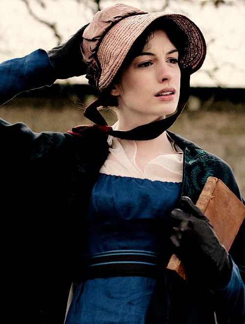 Becoming Jane Dress and Bonnet...
