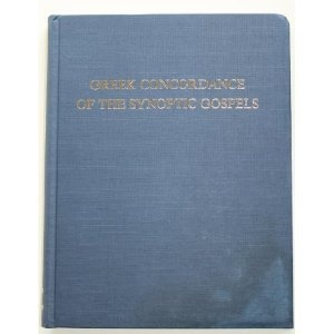 A Comparative Greek Concordance of the Synoptic Gospels Vol.2 and 3 / Collator and Complier James Leonard Burnham / Editor: Robert Lisle Lindsey  $79.99