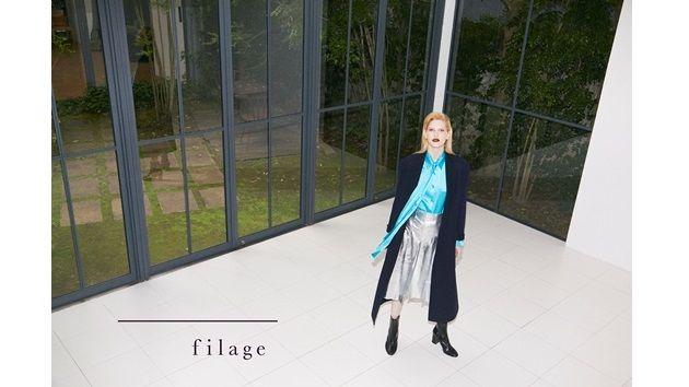 今を輝く女性たちに発信するフィラージュのエグゼクティブスタイル