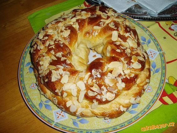 Easter sweet Bread (Czech/Slovak) - NEJÚŽASNĚJŠÍ VELIKONOČNÍ PLETENEC nebo mazanec vánočka nejen v domácí pekárně