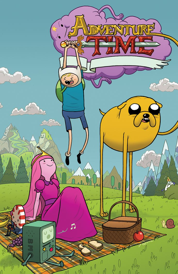 Joe Quinones' interweb-log: Finn & Jake & NYCC #adventuretime