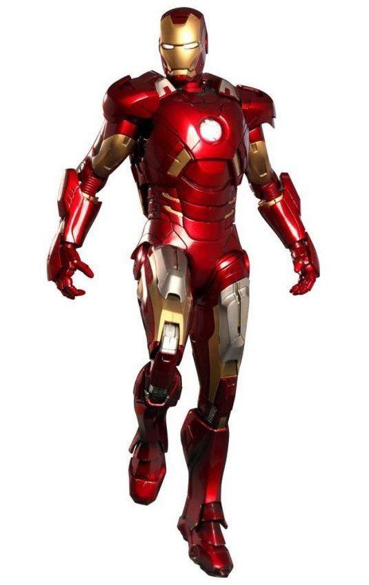 Iron man mark 55