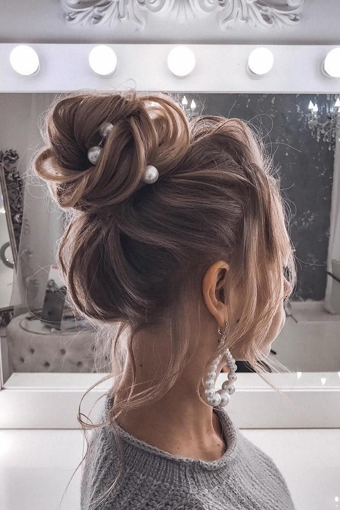 39 Best Pinterest Wedding Hairstyles Ideas Wedding Forward Hair Styles Diy Hairstyles Short Hair Styles