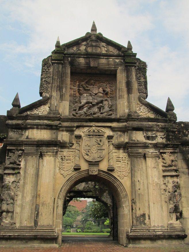 サンチャゴ要塞 マニラ -フィリピン 旅行のおすすめ観光スポットを集めました。
