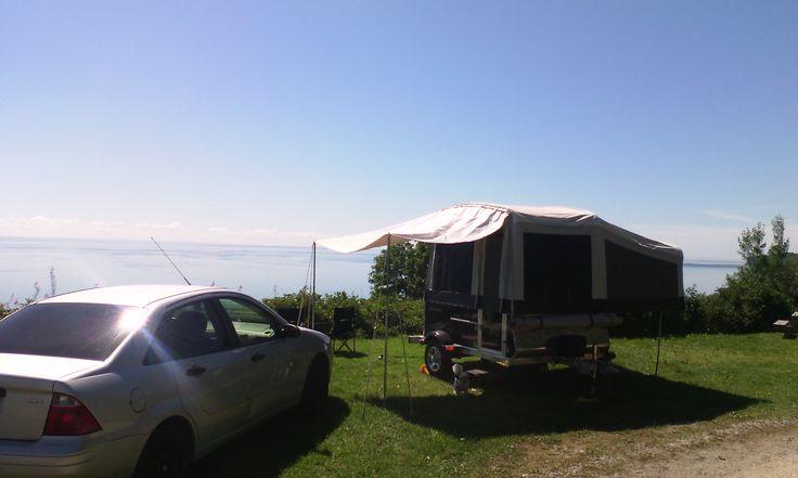 Camping Bon-Désirs, Les Bergeronnes #35 (2015)