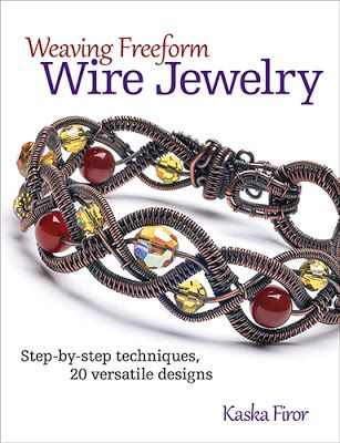 90 best my jewelry book reviews images on pinterest book reviews book review weaving freeform wire jewelry the beading gems journal fandeluxe Images