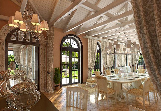 Итальянский стиль в интерьере: домашний уют и сдержанная роскошь