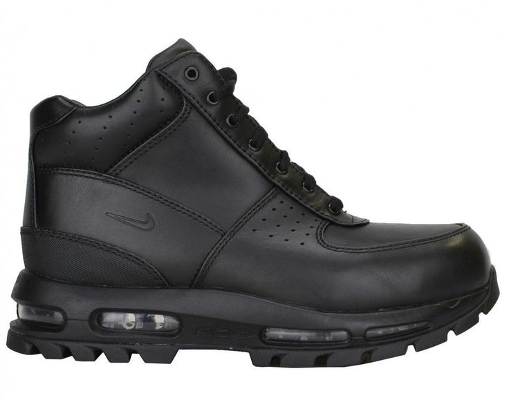 New Nike Mens Air Max Goadome Leather ACG Boots 599474-050 Black Multiple Size | Clothing, Shoes & Accessories, Men's Shoes, Boots | eBay!