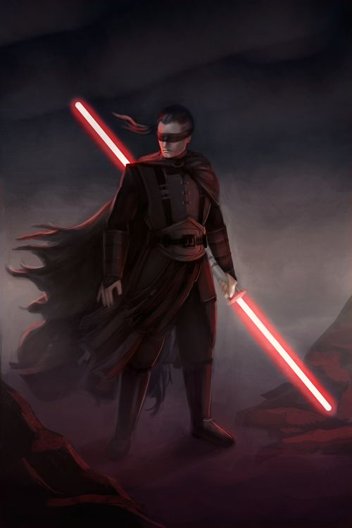 Miralukan Sith Lord | Star Wars OC Commission by RileyStark