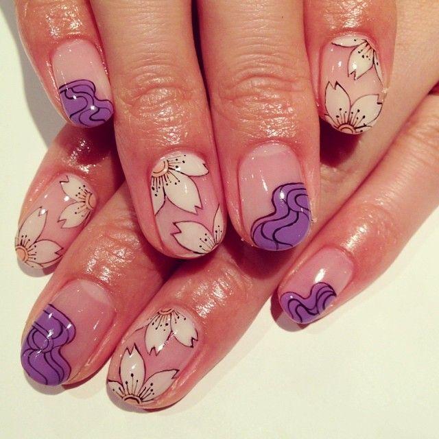 NailSalon AVARICE #nail #nails #nailart