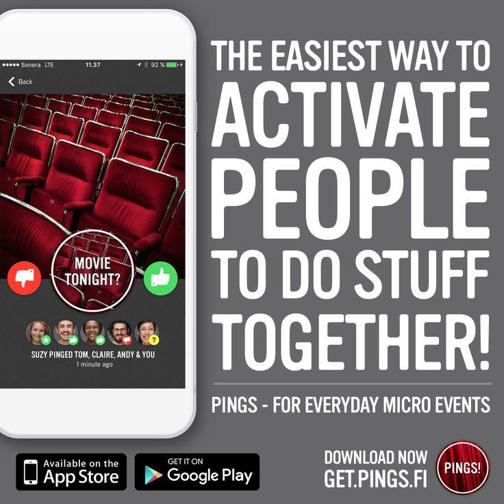 Pings! App