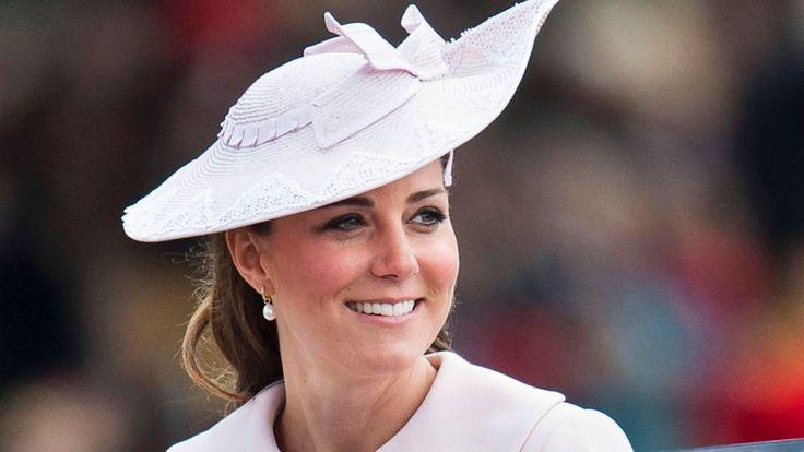 Video: Kate Middleton Shops for Royal Baby's Nursery