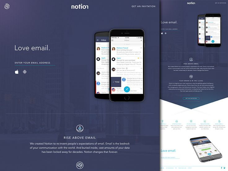 Notion beta by Benny