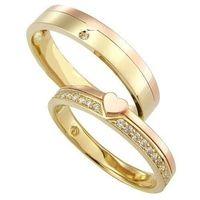 cincin tunangan perak sepasang nikah couple CG216