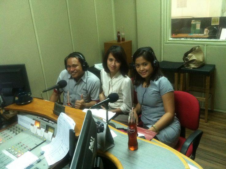 Atria  with Sindo Trijaya Radio Semarang