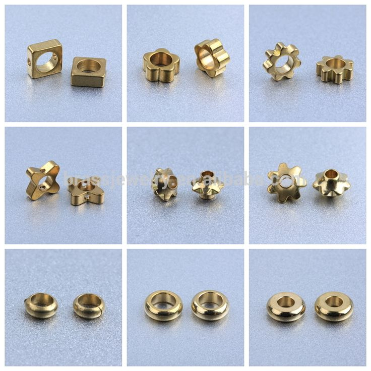 Cheap Brass Rod Five-Pointed Star Bead Landing Wholesale