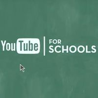 YouTube has launched Educational Channels for use in Schools