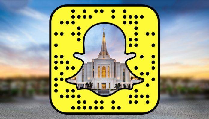 Nova conta dos Templos Mórmons no Snapchat! Leia em: http://mormonsud.net/artigos/vida-mormon/inspiracao/conta-dos-templos-mormons-snapchat/