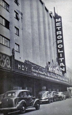 Considerado uno de los cines más lujosos y frecuentados de la época, el Cine Metropólitan abrió sus puertas en 1943. En 1995 se inició un proceso de revitalización y se decidió que dejaría de ser cine para convertirse en un centro de espectáculos de capacidad intermedia (conciertos, películas y obras de teatro). La principal modificación se dio en la eliminación de la marquesina original, elemento que era el sello distintivo del local ubicado en Independencia 90.