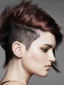 Glam Punk Hair Styles 2011