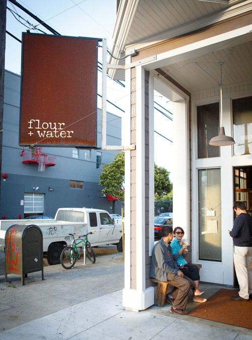 Flour + Water - Incredible pasta dishes and pizza.  Make a reservation.  This place fills up.