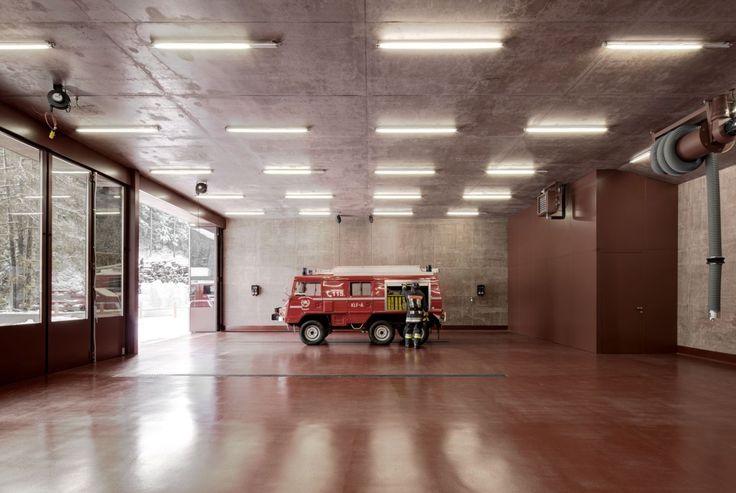 Pedevilla . new fire station . Vierschach (12)