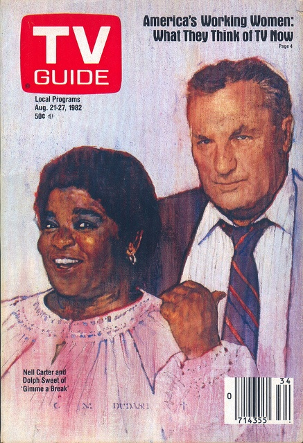 Image result for gimme a break tv guide