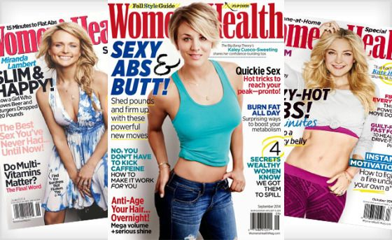 Save up to 61% off Women's Health & Men's Health Magazine Through WagJag! #frugalliving #blog  #frugal #savemoney http://www.mrsjanuary.com/