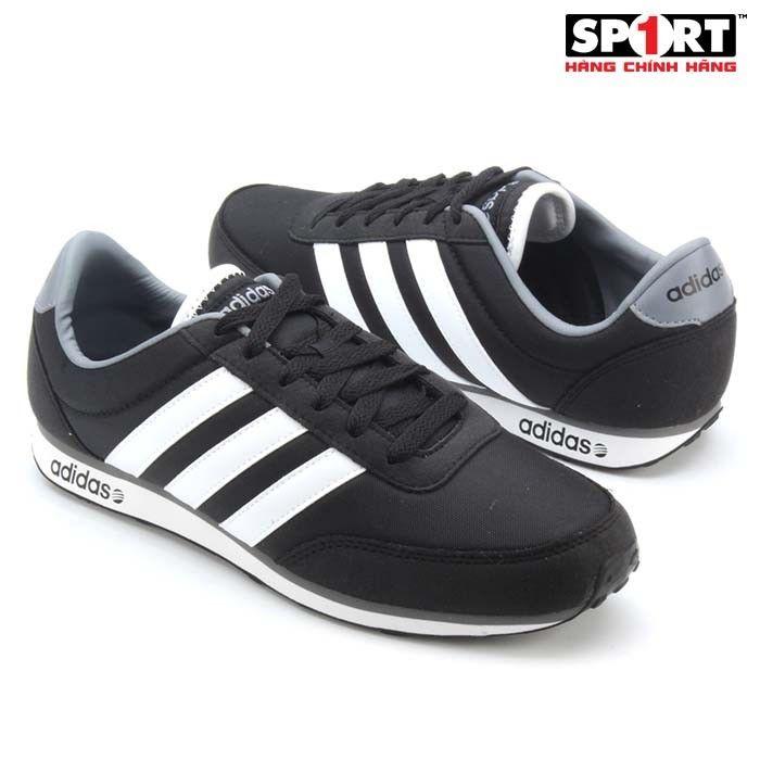 release date: ff953 a1fea ... discount giày th thao adidas neo v racer nylon nam f38506 e7a72 e079c