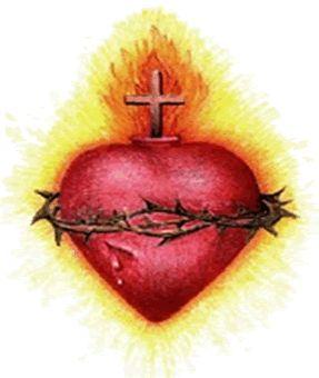 Dolce Cuor del mio Gesù fa che t'ami sempre più !