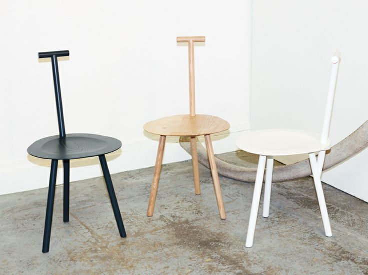 Spade chair / Batch Mood: Fayetoogood.com
