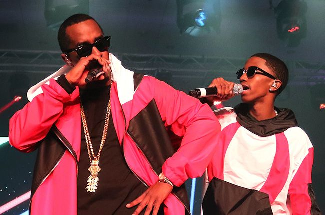 P Diddy's son Christian Combs signs to Bad Boy Records