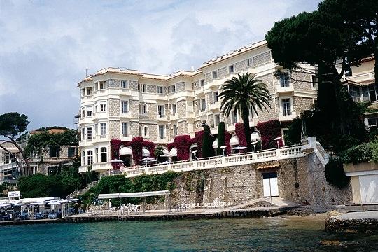 Hôtel Belles Rives à Antibes