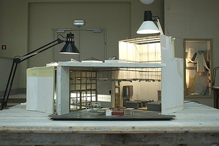 Image result for scenography theatre maquettes
