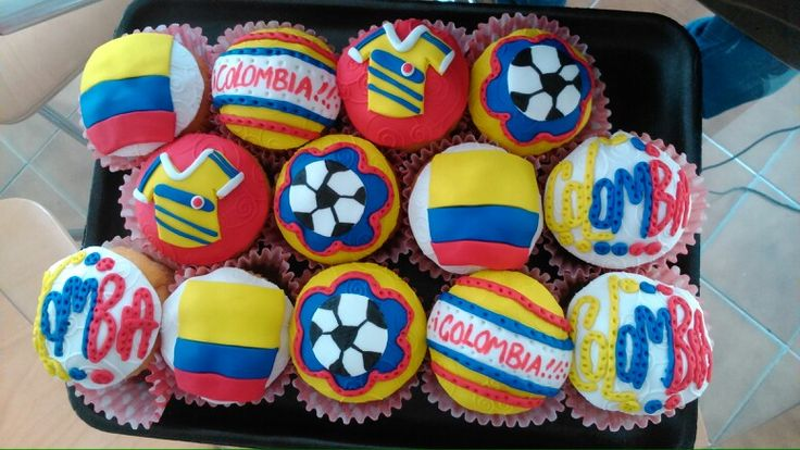 Cupcakes Colombia!!!