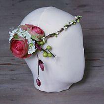 Wianek  - perełki i róże, Ślub