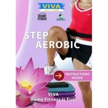 want a video for my step! so cool! Viva Fit 'n' Fun: Step Aerobic [DVD]