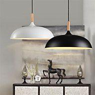 Max+60W+Luzes+Pingente+,++Retro+Pintura+Característica+for+Estilo+Mini+MetalSala+de+Estar+/+Quarto+/+Sala+de+Jantar+/+Cozinha+/+Quarto+de+–+BRL+R$+277,13