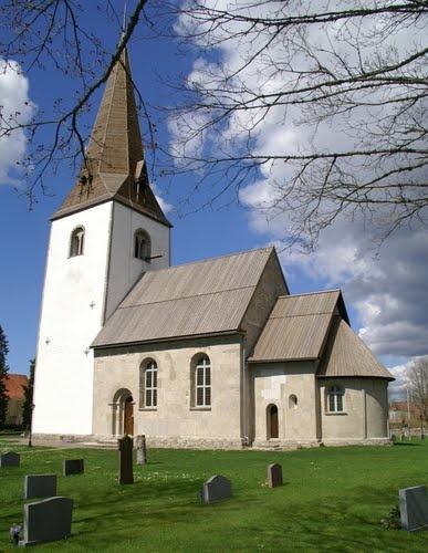 Fardhems kyrka Gotland Sweden