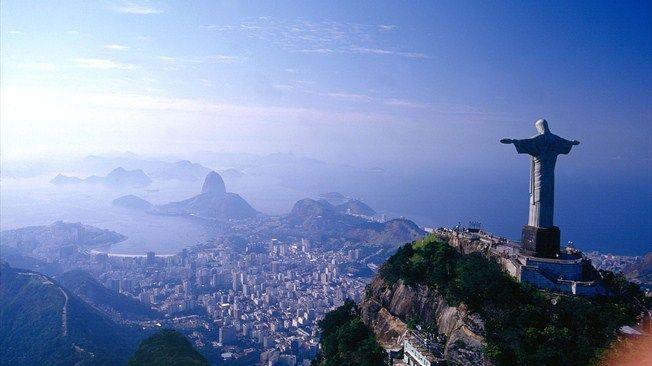 2007-04 - Brazil (honeymoon)