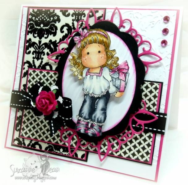 Secrets by suzannejdean - Cards and Paper Crafts at Splitcoaststampers
