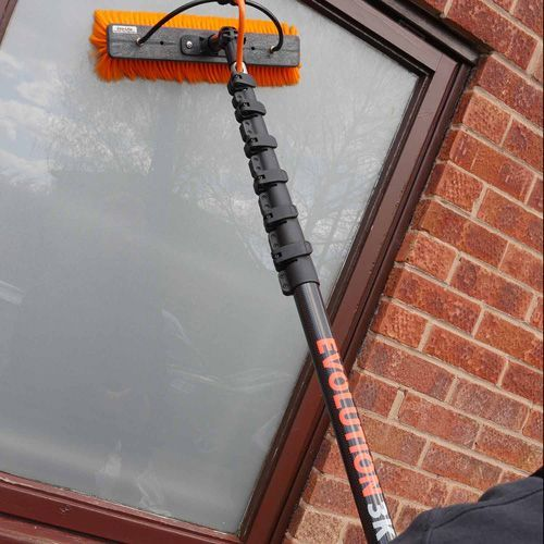 Window Cleaning Pole System: For Window Cleaning Http://xline-systems.co.uk/xline-shop