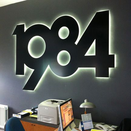 Light up your workplace and showcase your brand with an eye catching illuminated sign or lettering. Luminati offer a fully bespoke service to help you create an illuminated signage solution that will be sure to create a focal point in any room!