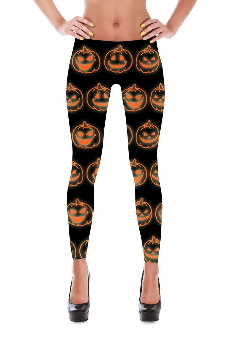 halloween leggings lularoe