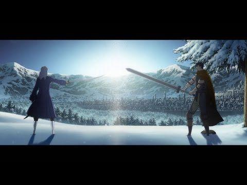 """Berserk Golden Age Arc"" World Trailer - YouTube"